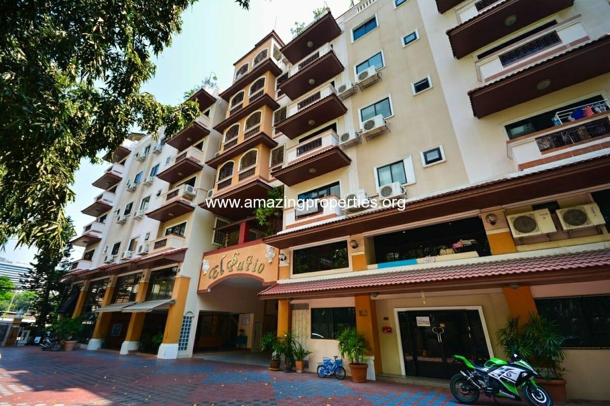 El Patio Phrom Phong Apartment for rent Bangkok