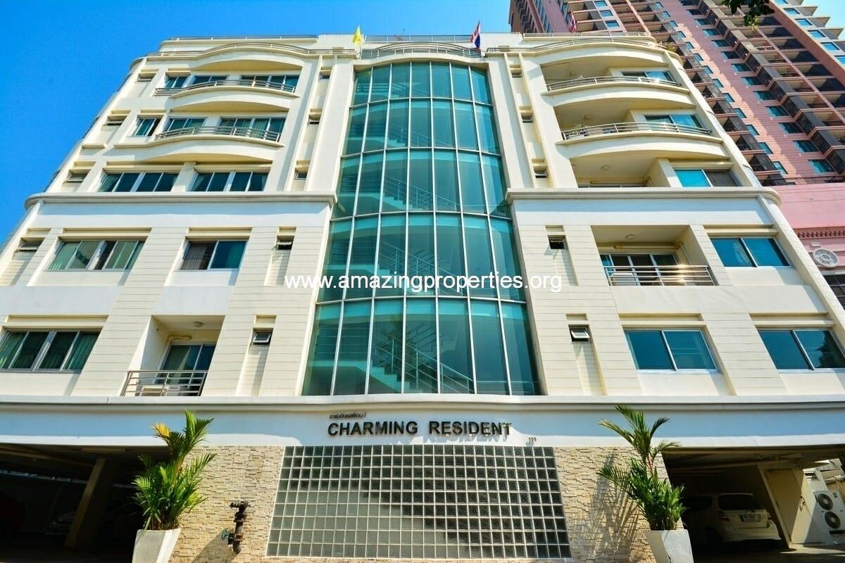 Charming Resident Asoke Apartments for Rent Bangkok