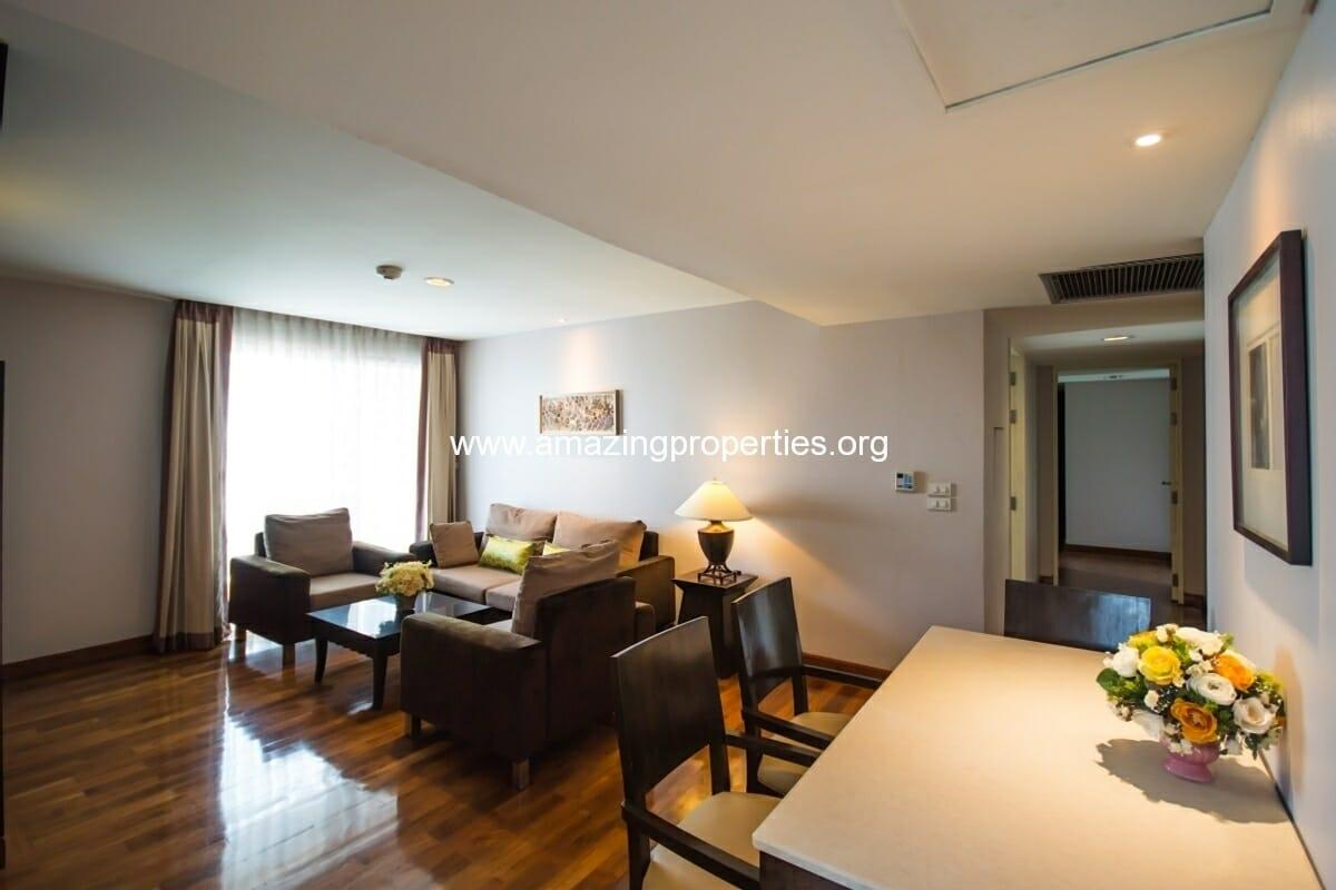 GardenGrove Suites 2 Bedroom Apartment Asoke-3