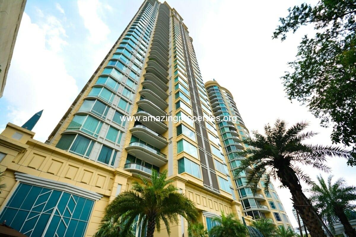 Royce Private Residences Phrom Phong Condos for Rent Bangkok