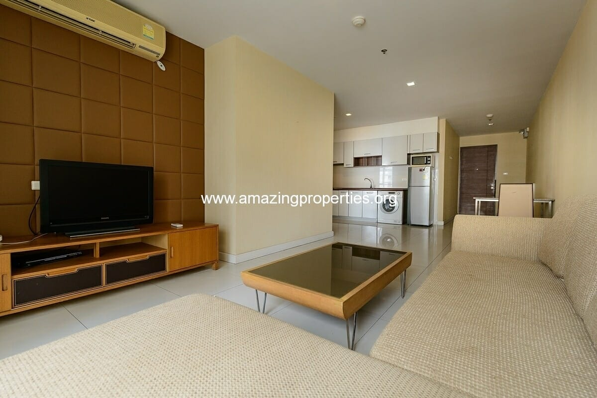 Sukhumvit city Resort 1 bedroom for Rent Nana-4