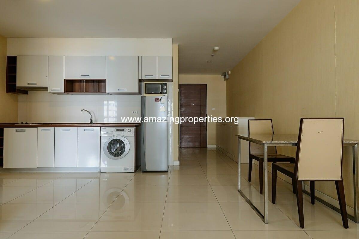 Sukhumvit city Resort 1 bedroom for Rent Nana-5