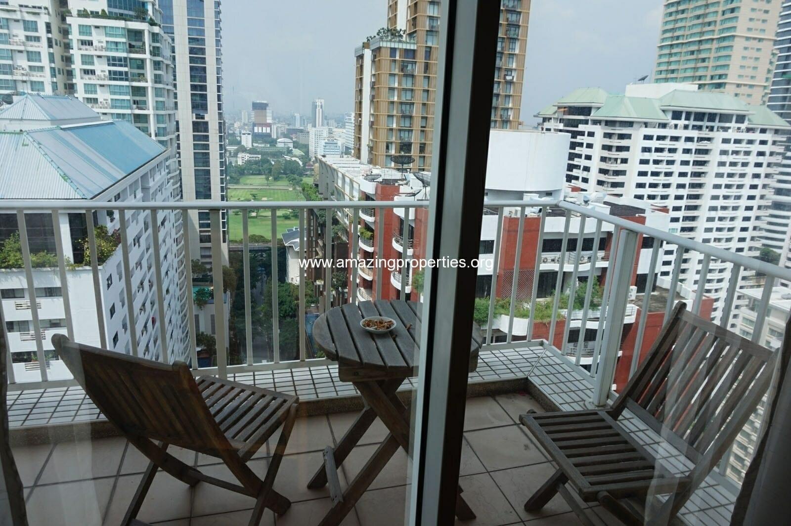 2 bedroom condo Langsuan Ville-16