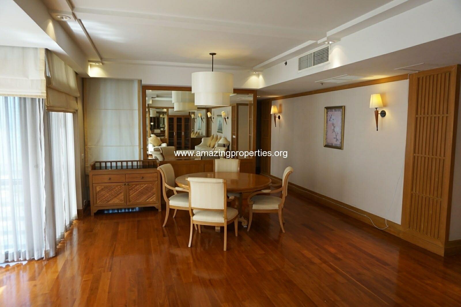 2 bedroom condo Langsuan Ville-4