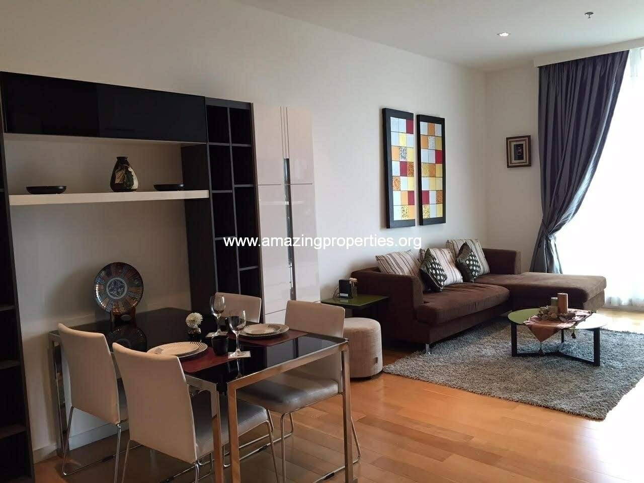 1 bedroom condo for sale with Tenant