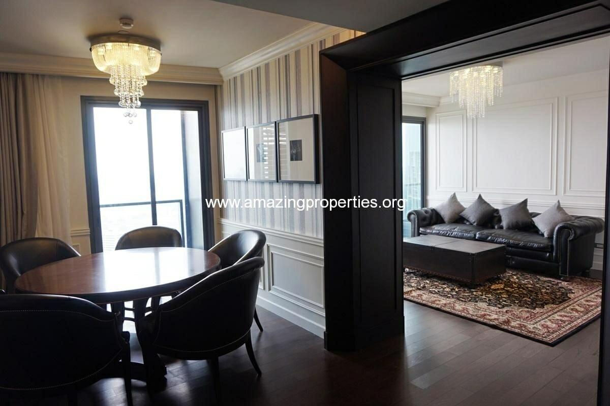 3 bedroom penthouse lumpini sukhumvit 24