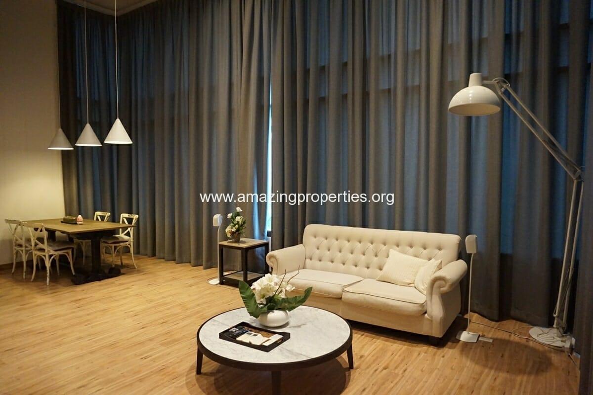 Duplex 2 bedroom Condo Emporio Place