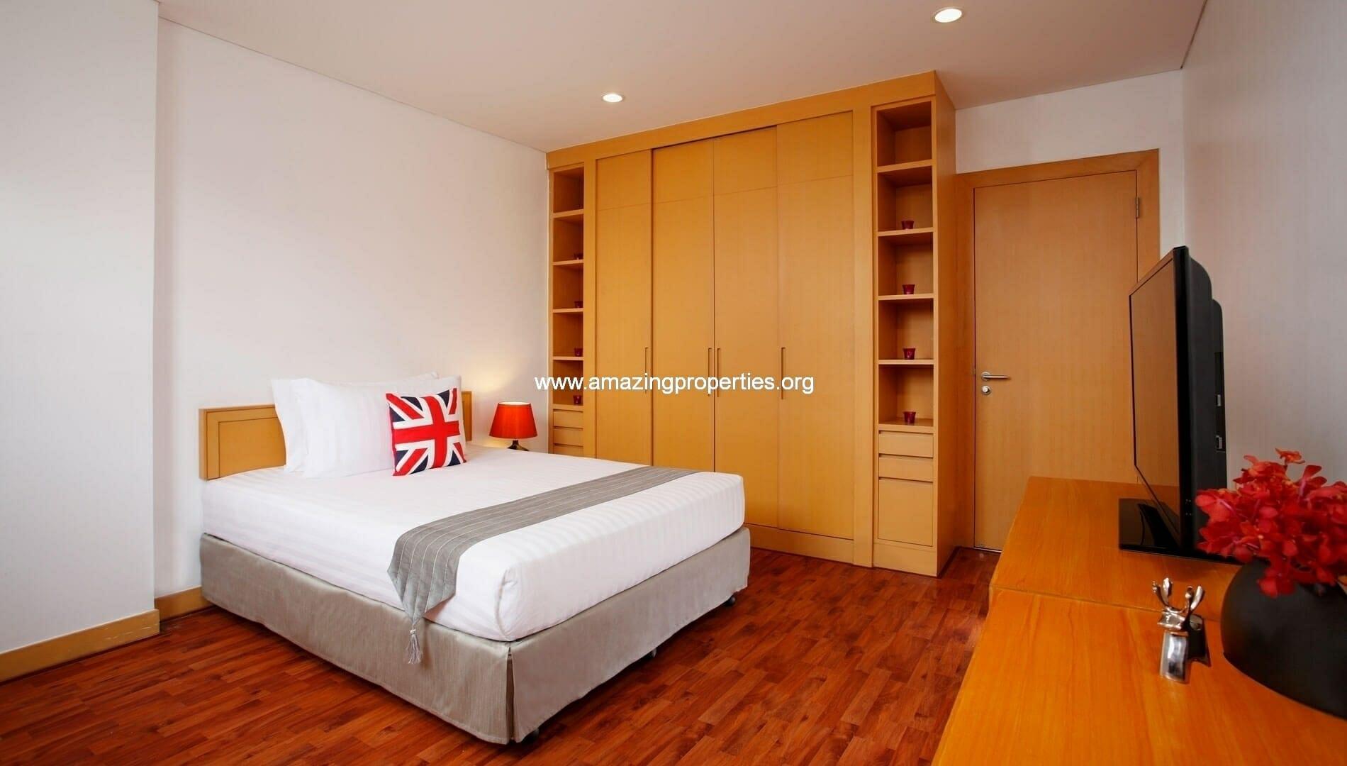 Ekkamai Gardens 3 bedroom bedroom 2