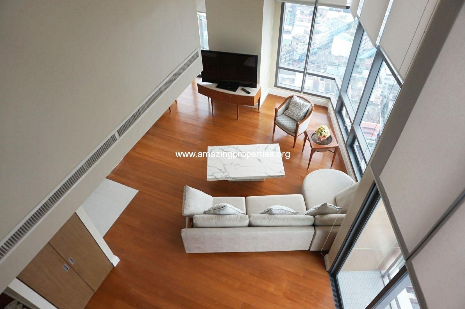 3 bedroom Duplex condo in Bright Sukhumvit 24