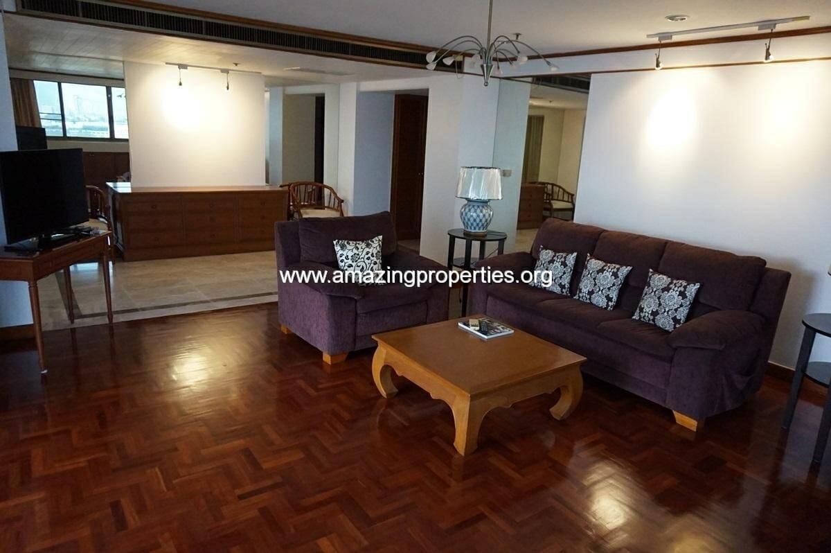 3 bedroom Condo for Rent at Promsuk Condominium