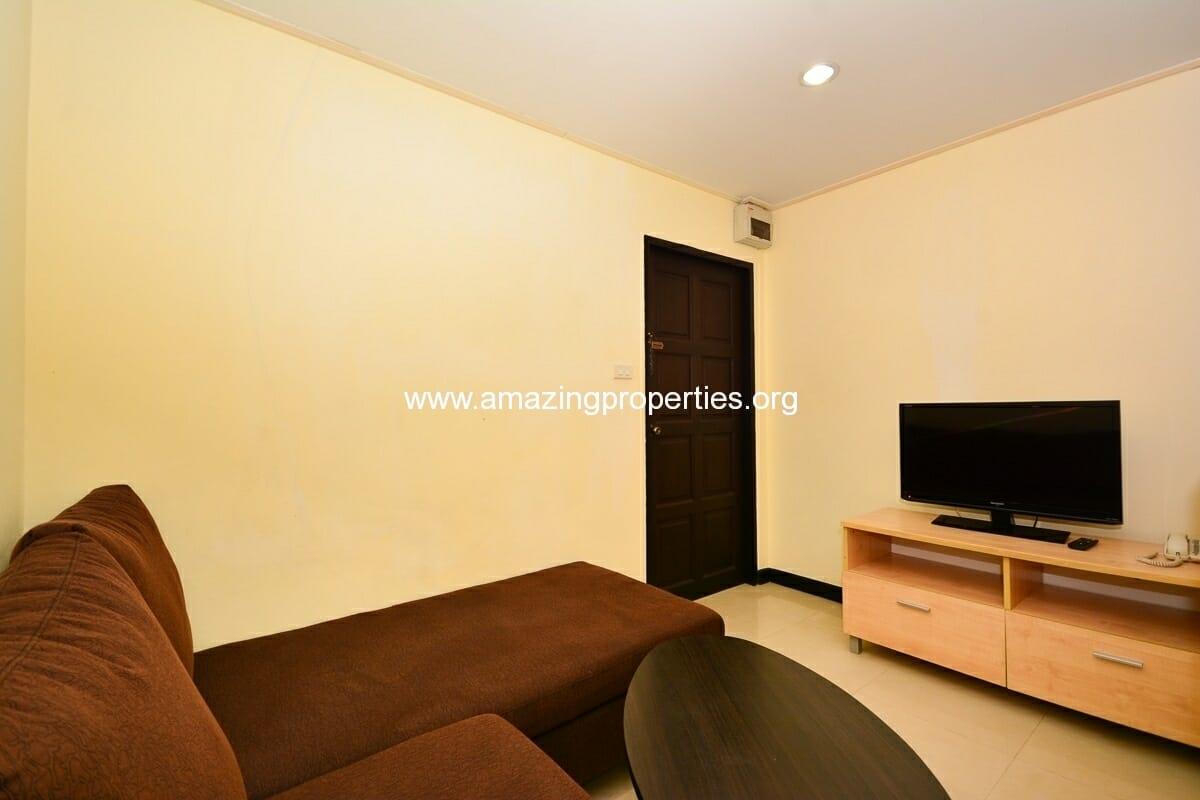 1 bedroom Charming Resident Asoke-2