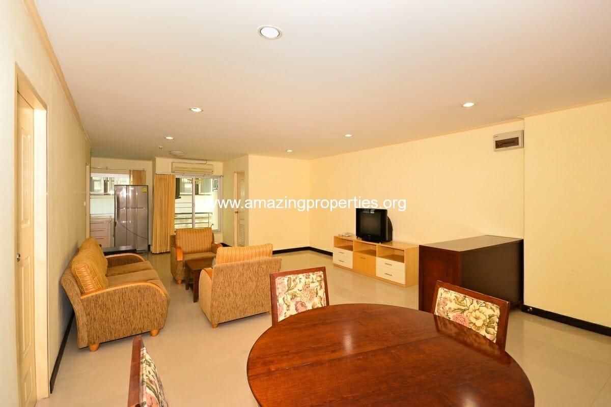 2 bedroom Charming Resident Asoke-1
