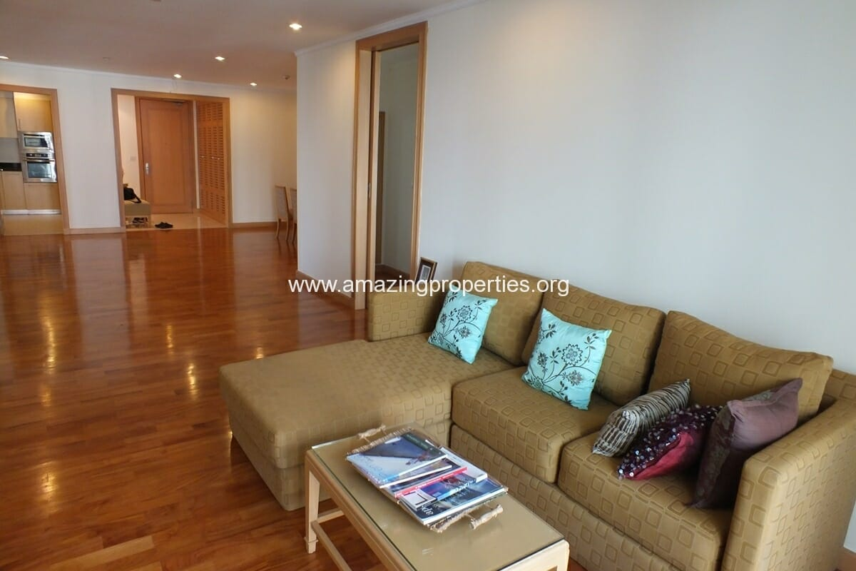 GM Height 3 bedroom Apartment