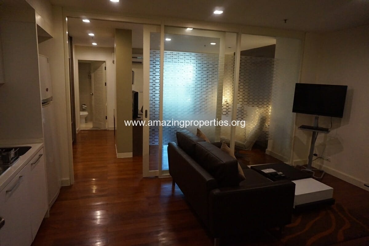 1 Bedroom Deluxe for Rent at Phachara Suites