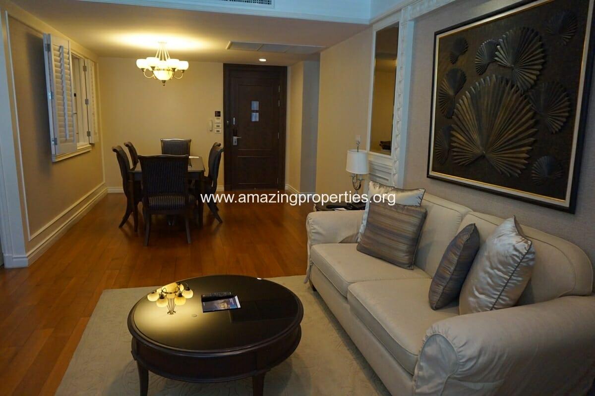 2 bedroom Executive Suite