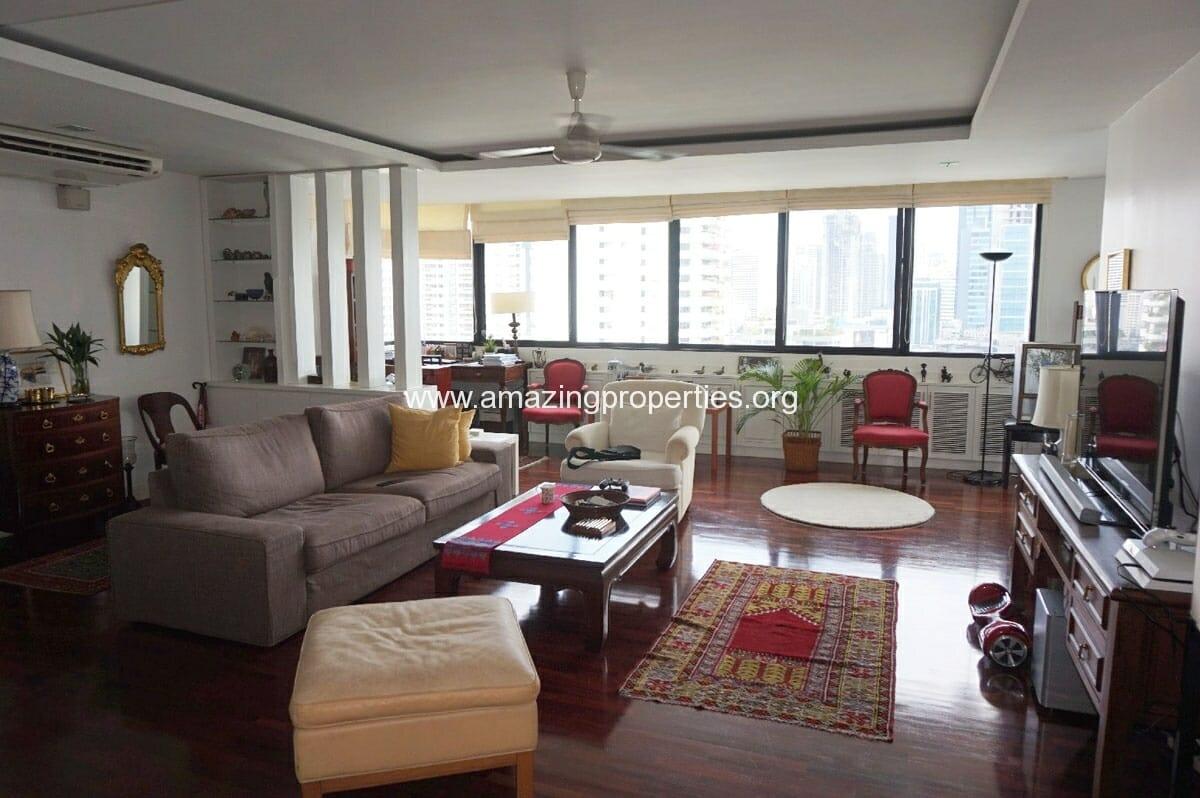 3 bedroom Sukhumvit Casa-12