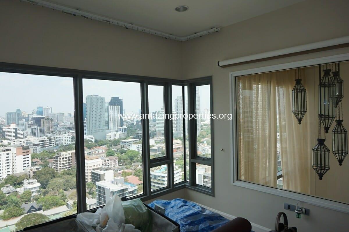 Duplex 2 bedroom Crest Sukhumvit 34