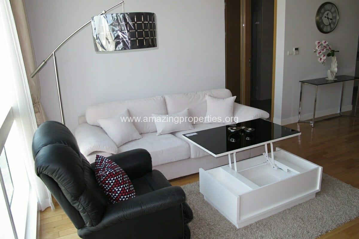 1 Bedroom At Millennuim Residence Sukhumvit Sirivit Residence Amazing Properties