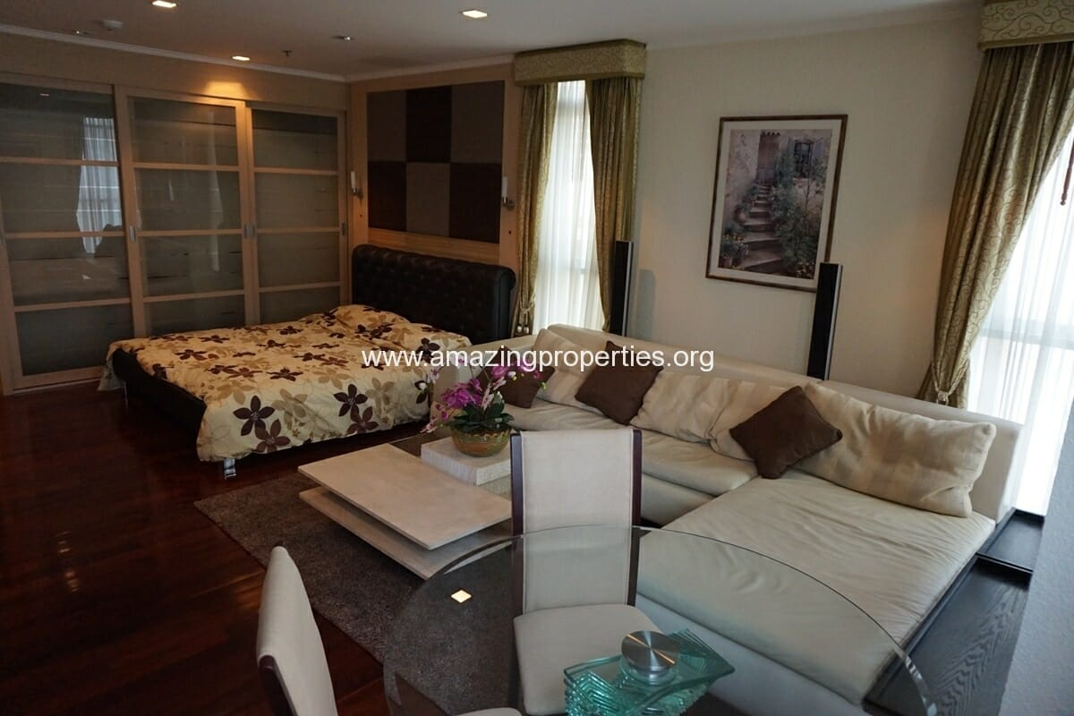 Studio Sukhumvit City Resort-5