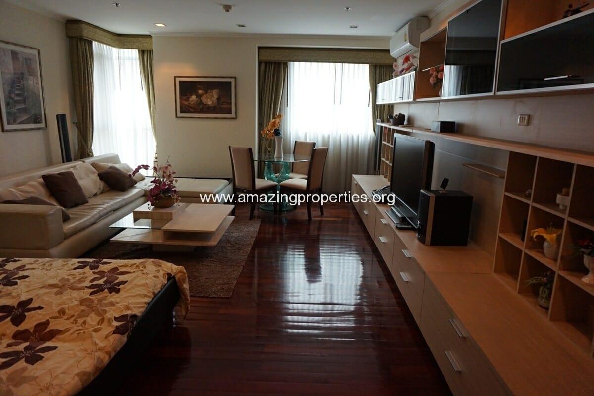 Studio Sukhumvit City Resort-9
