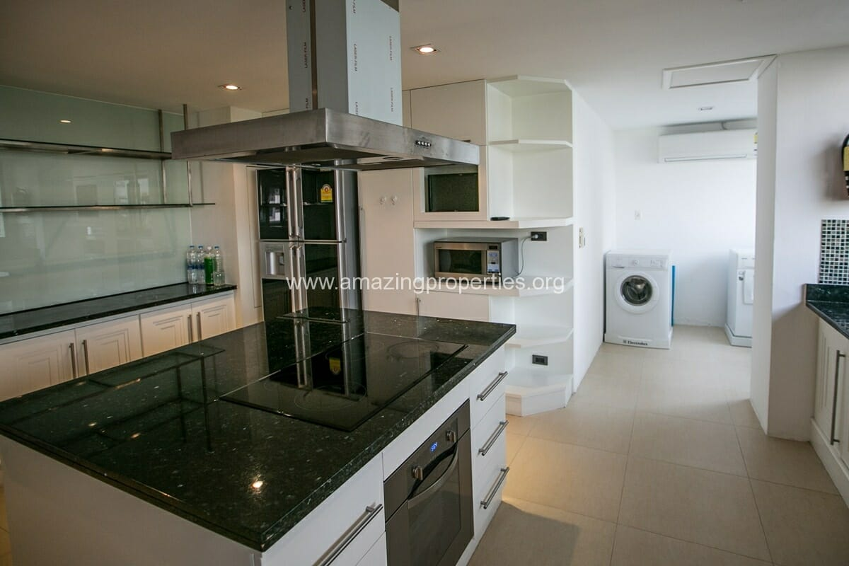 4 Bedroom Apartment Bangkapi Mansion-1