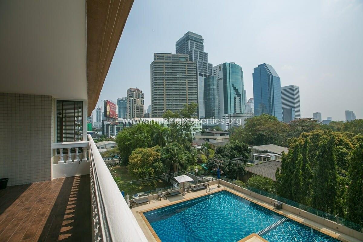 4 Bedroom Apartment Bangkapi Mansion-2