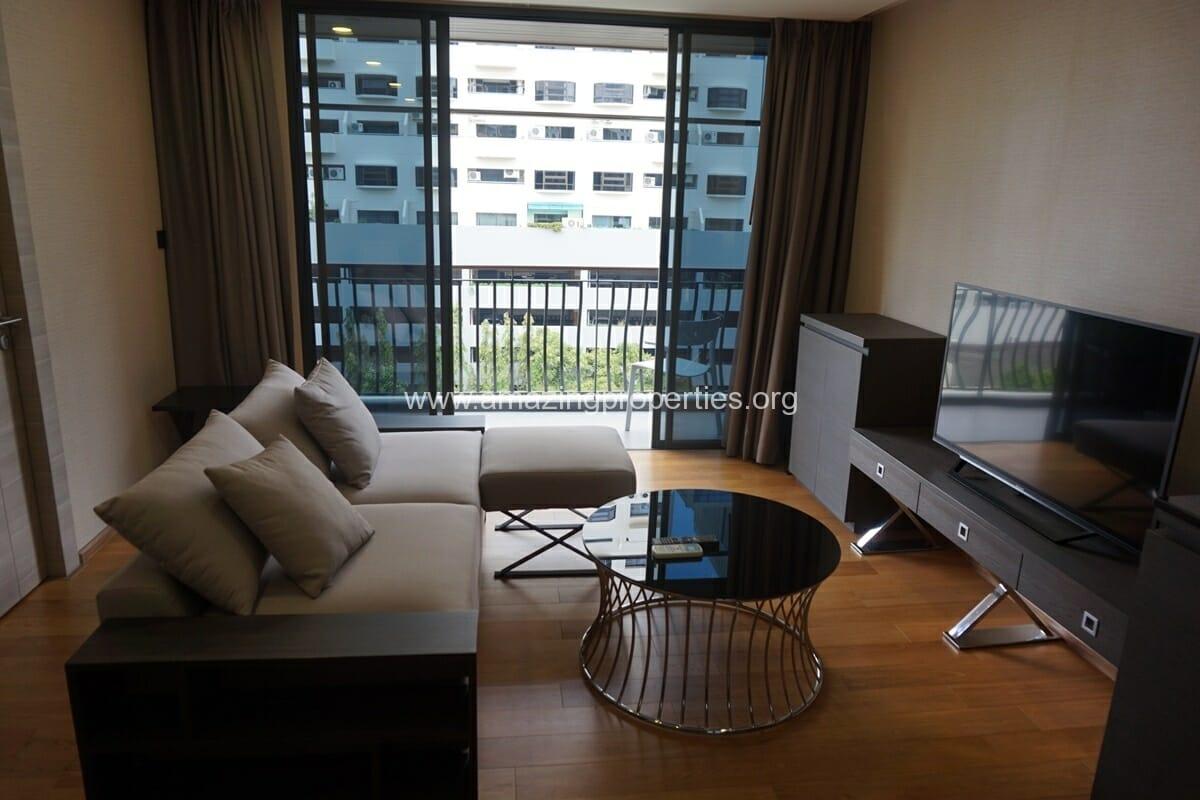 2 Bedroom Klass Condo Langsuan-13