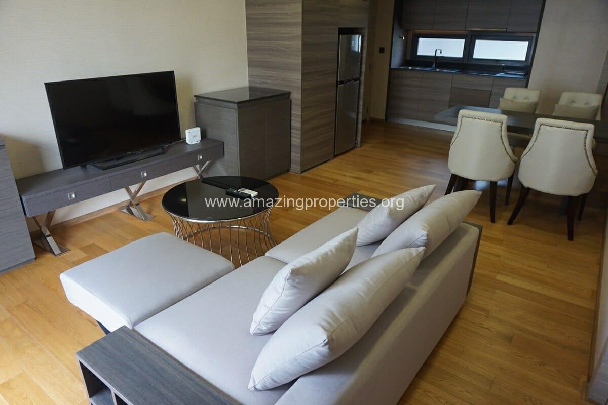 2 Bedroom Klass Condo Langsuan-14