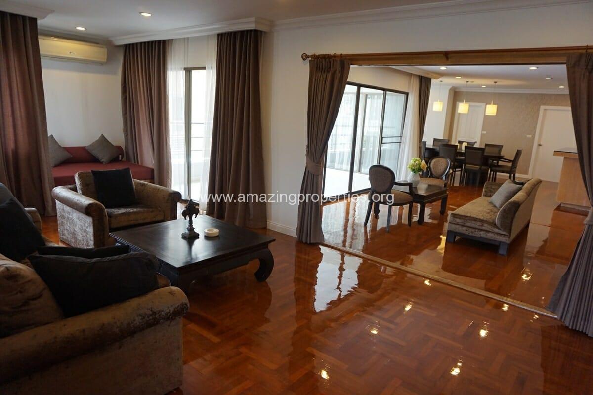 Baan Sawasdee 3 Bedroom Duplex