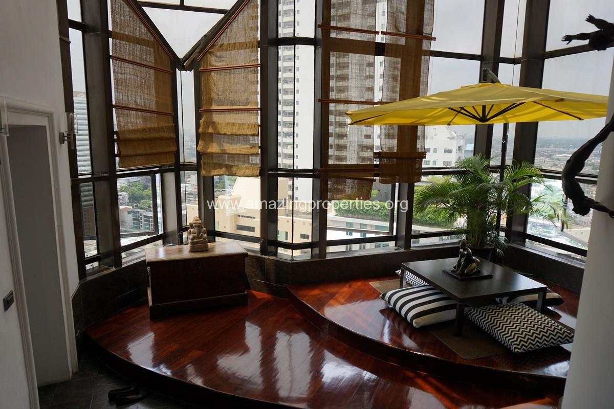 Triplex Penthouse Moon Tower-30