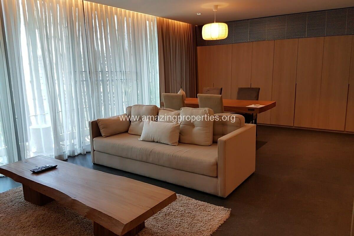 2 Bedroom Apartment Ekkamai