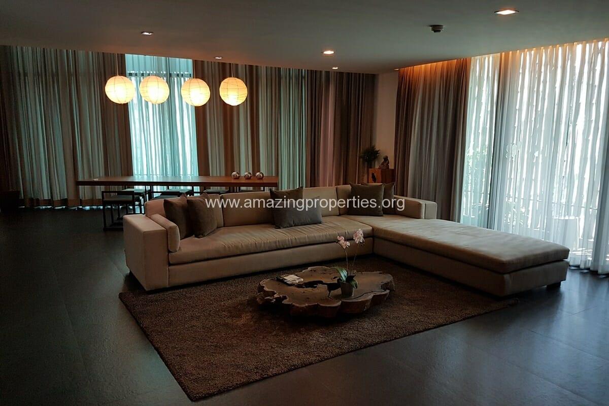 2 Bedroom Duplex Apartment Ekkamai-1