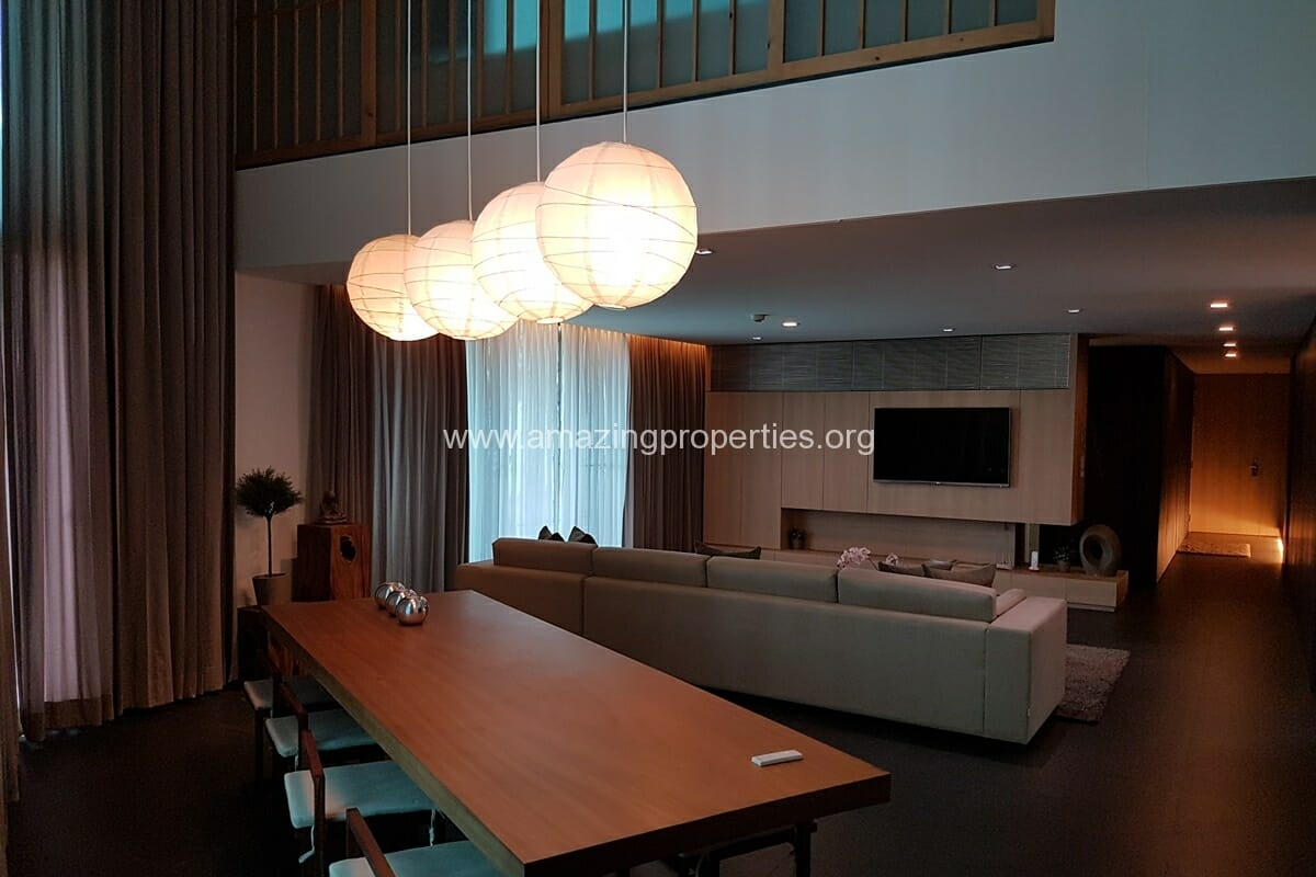 2 Bedroom Duplex Apartment Ekkamai-2