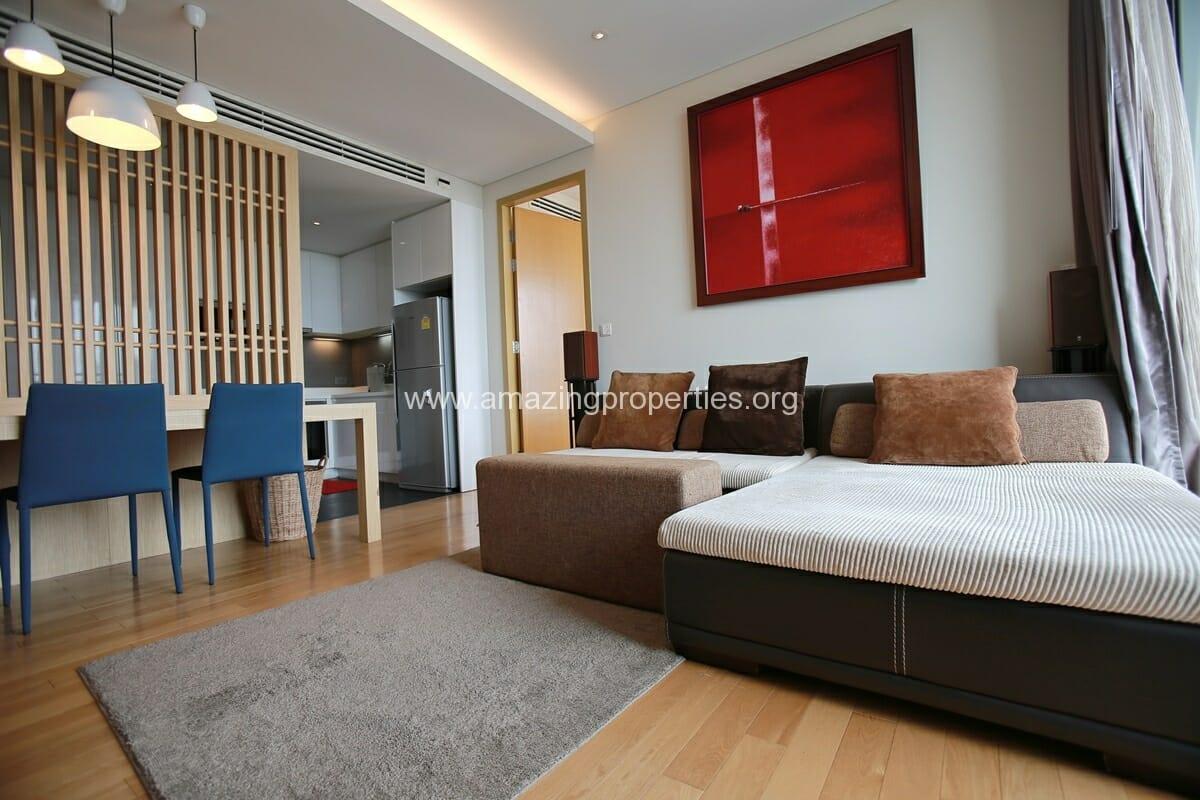 1 bedroom condo aequa