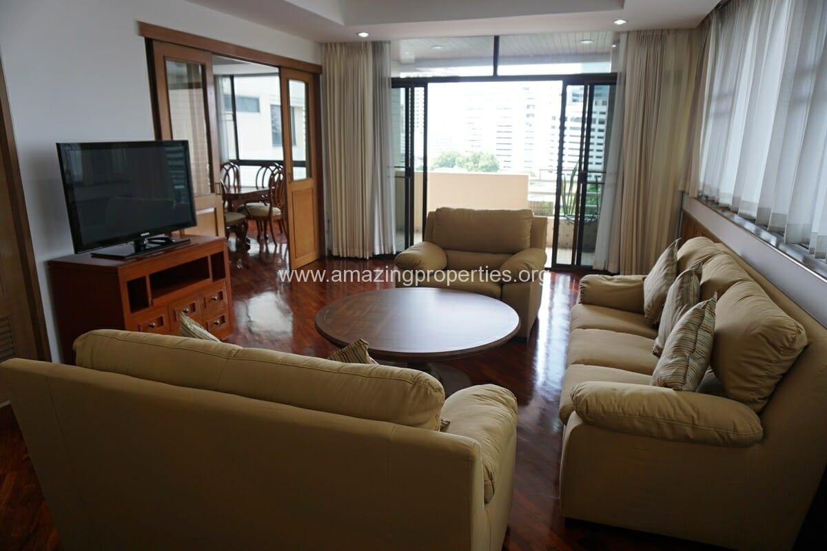 3 Bedroom Condo Ruamsuk Condominium-9