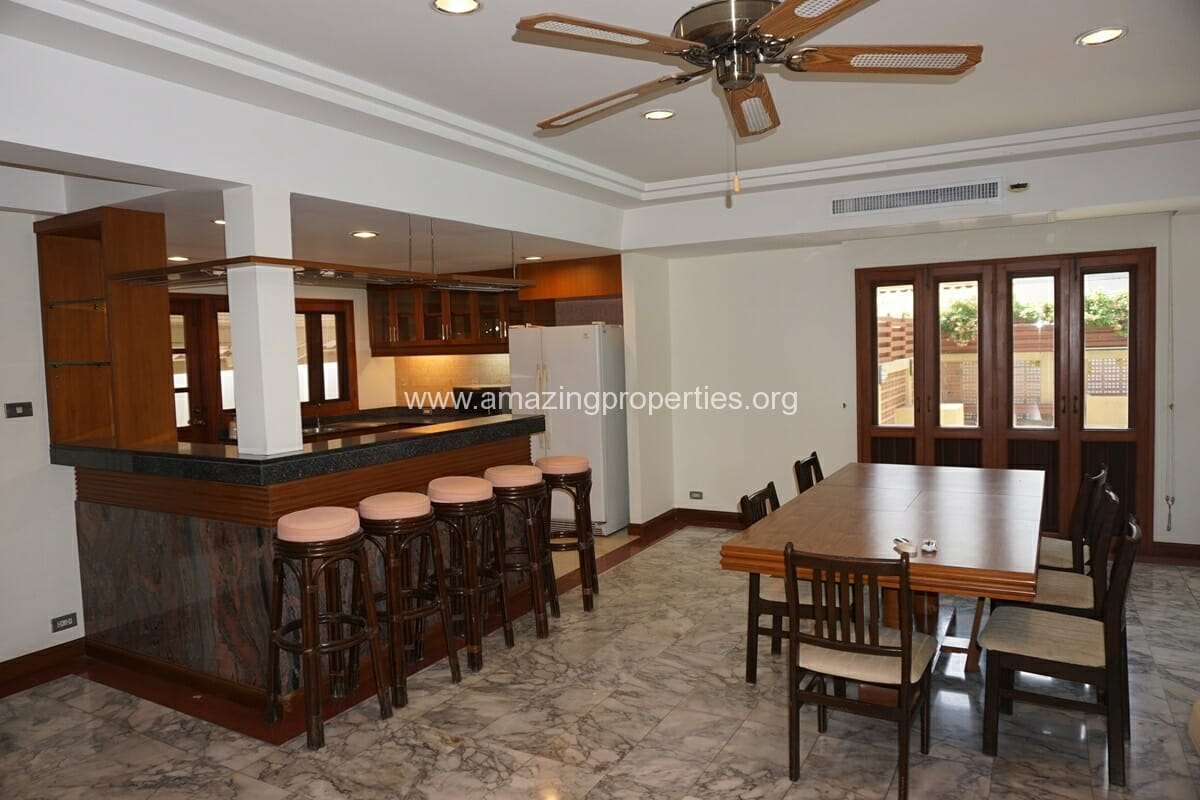 4 Bedroom Phrom Phong House-15