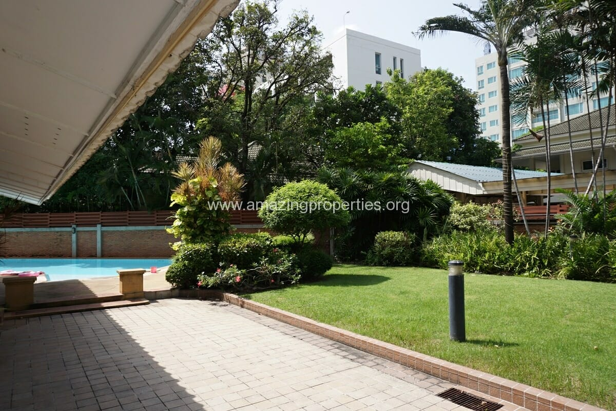 4 Bedroom Phrom Phong House-2