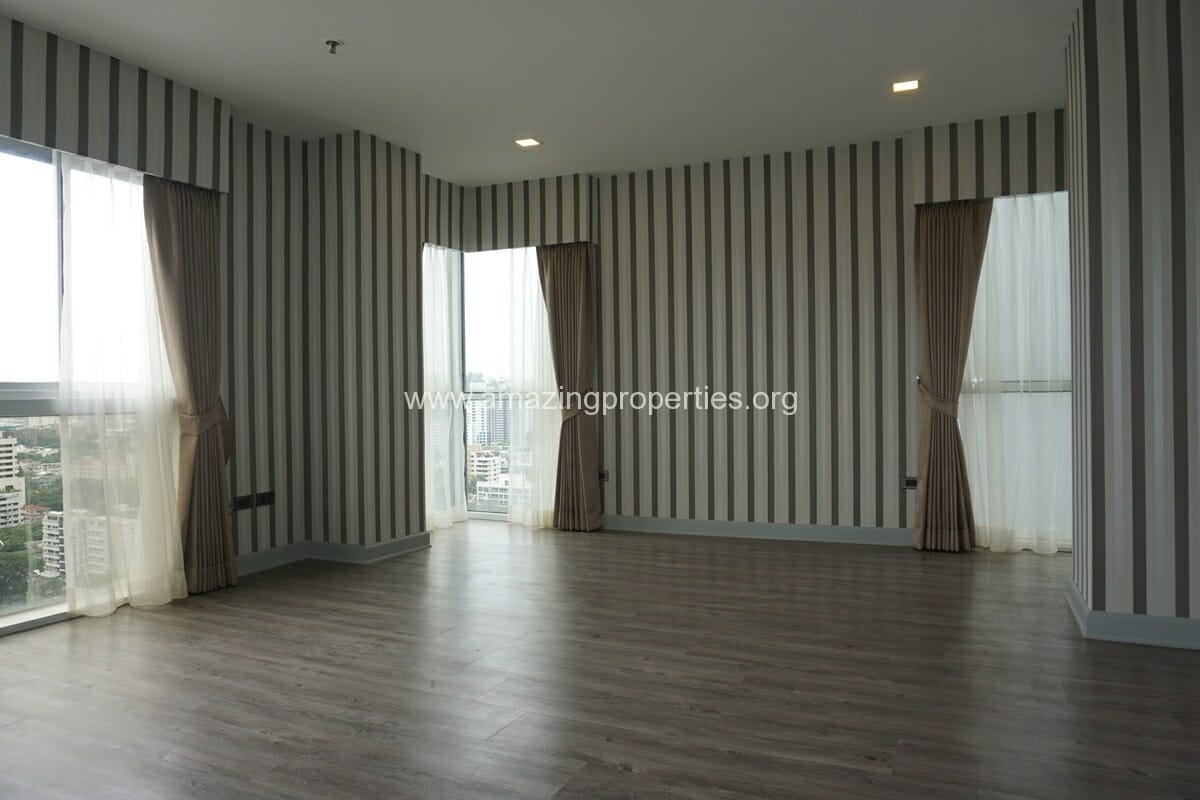 Kiarthanee Mansion Penthouse for Rent-25
