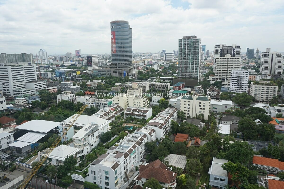 Kiarthanee Mansion Penthouse for Rent-27