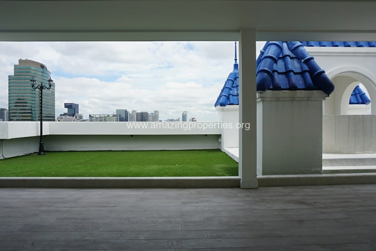Kiarthanee Mansion Penthouse for Rent-37