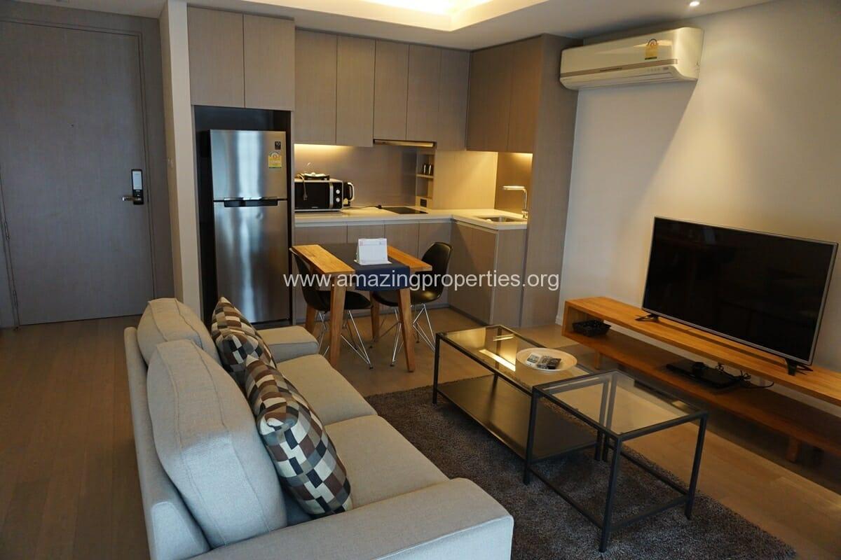 1 Bedroom Condo Mode Sukhumvit 61-5