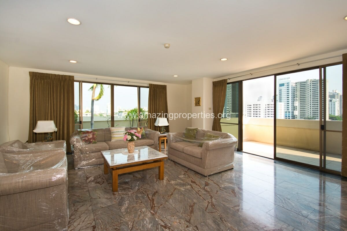 Duplex Penthouse Wewon Mansion-1