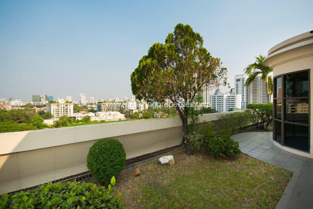 Duplex Penthouse Wewon Mansion-13