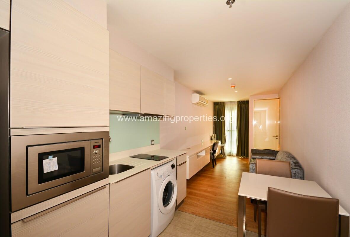 1 Bedroom Condo for Rent at H Condo – Amazing Properties