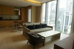 Saladaeng Residence 1 Bedroom Condo for Sale
