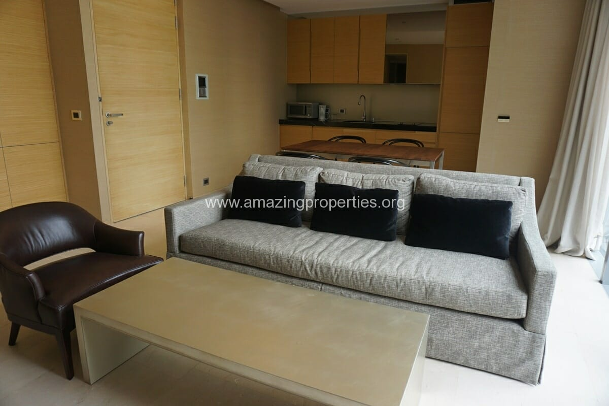 Saladaeng Residence 1 bedroom condo for Sale-8