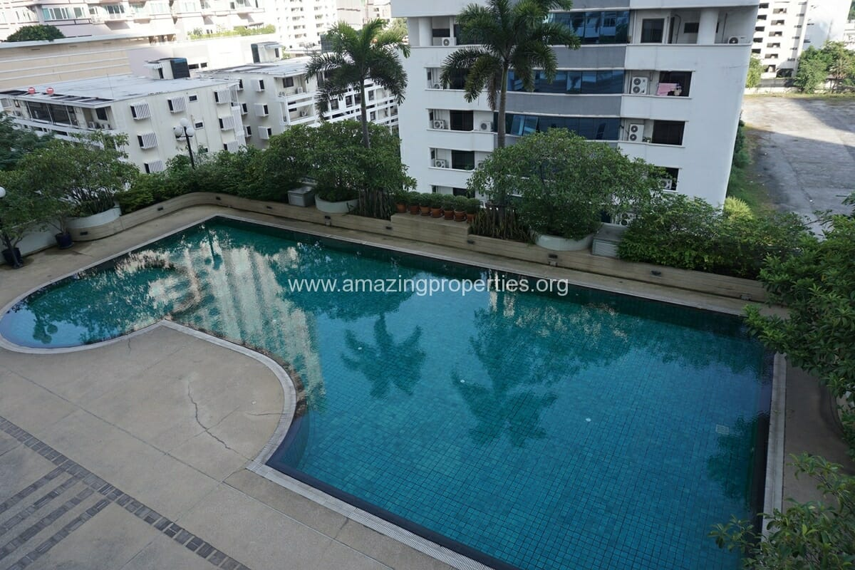 3 Bedroom Apartment Krungthep Thani Tower-3