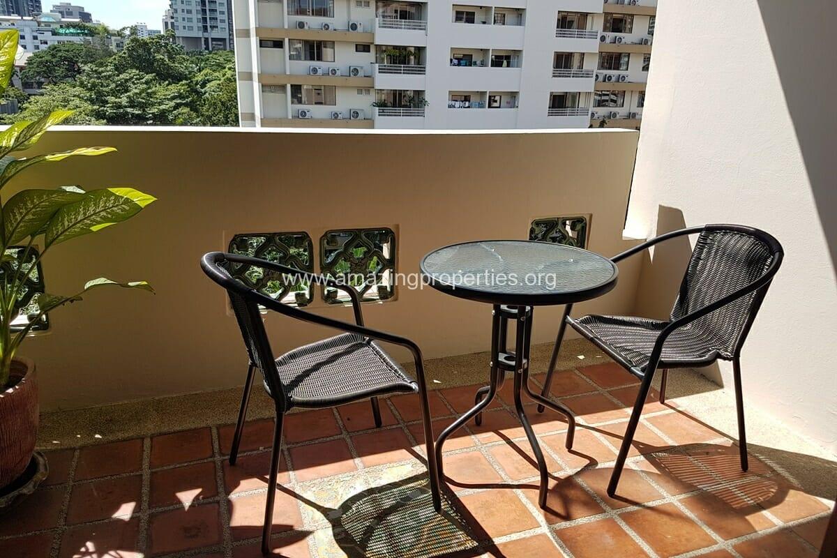 Raintree Village Duplex Penthouse-9