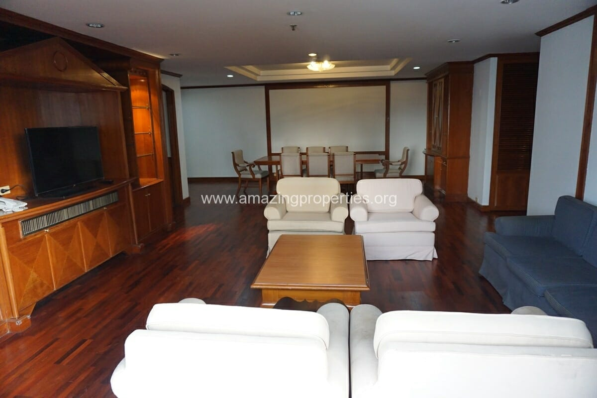Sethiwan Residence 2 +1 bedroom Apartment-1