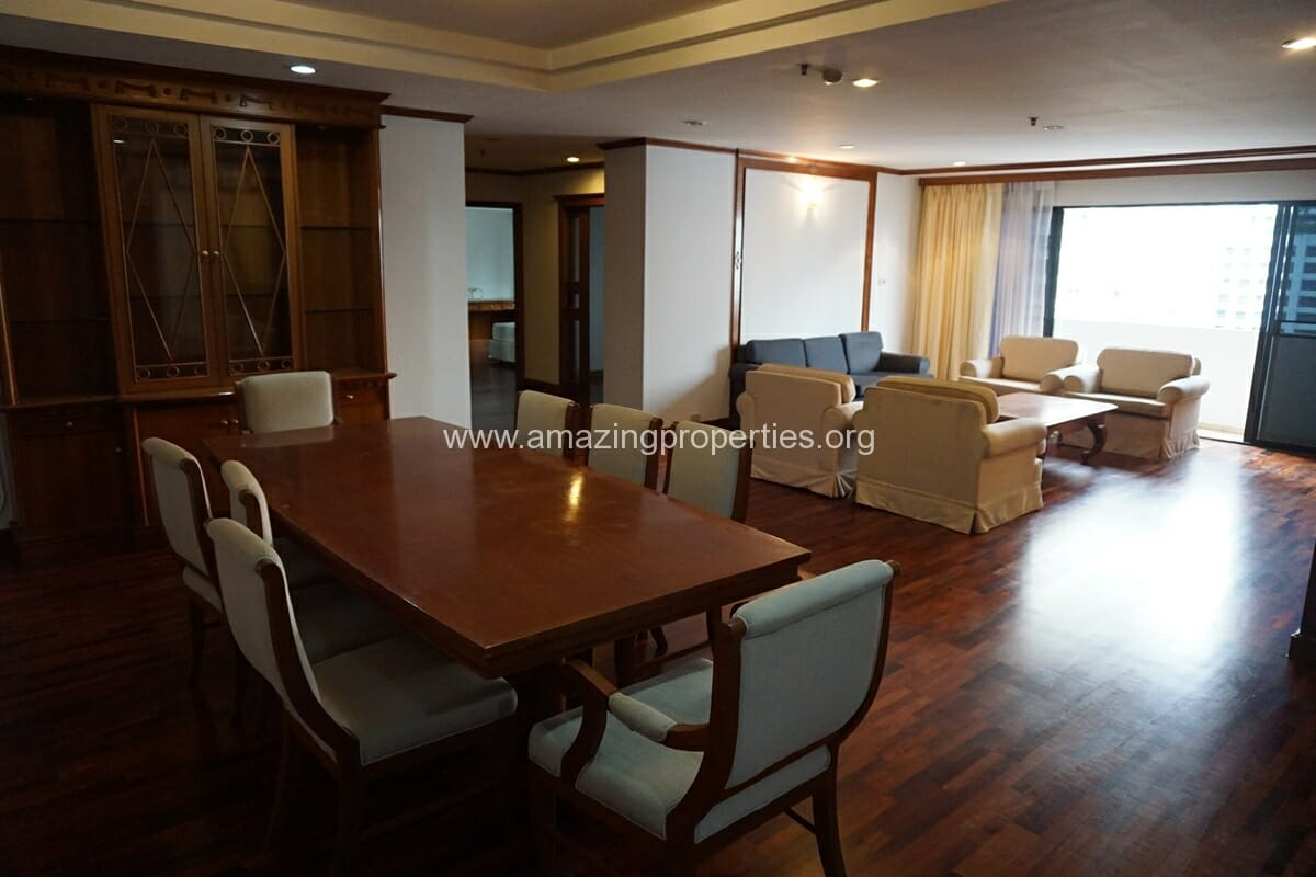 Sethiwan Residence 2 +1 bedroom Apartment-7